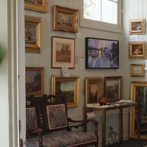 Art Galleries Newport RI